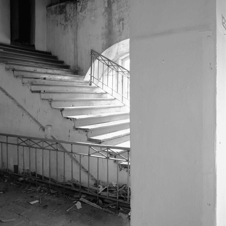 Интерьеры здания Арсенала. 2002–2003. Фото: В. Ефимов
